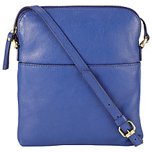 Buy John Lewis Rolanta Leather Across Body Bag Online at johnlewis.com