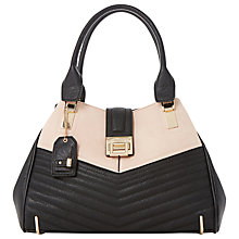 Buy Dune Dubster Quilted Multi Compartment Handbag Online at johnlewis.com