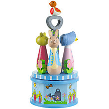 Buy Orange Tree Peter Rabbit Carousel Music Box Online at johnlewis.com