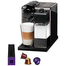 Buy Nespresso EN 550 Lattissima One Touch Coffee Machine by De'Longhi Online at johnlewis.com