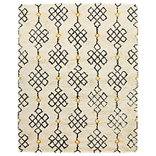 Buy west elm Fes Wool Shag Rug Online at johnlewis.com