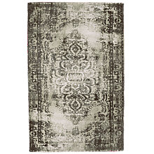 Buy west elm Distressed Arabesque Wool Rug Online at johnlewis.com