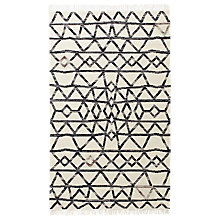 Buy west elm Torres Wool Kilim Multi Rug Online at johnlewis.com