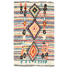 Buy west elm Charm Wool Rug, Multi Online at johnlewis.com