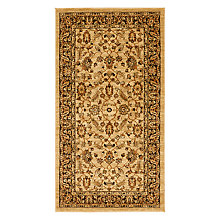 Buy John Lewis Kensington Persian Rug, Cream Online at johnlewis.com