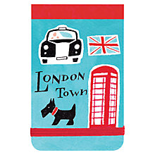 Buy Galison London Town Mini Journal Online at johnlewis.com