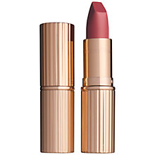 Buy Charlotte Tilbury Matte Revolution Lipstick, Amazing Grace Online at johnlewis.com