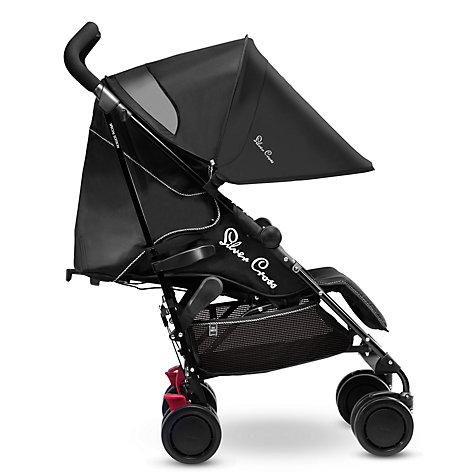 Buy Silver Cross Pop Exclusive Stroller Black Links