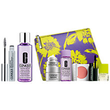 Buy Clinique Lash Power Mascara, Black Onyx and Take The Day Off For Lids, Lashes & Lips, 125ml with FREE Clinique Bonus Time Gift Online at johnlewis.com