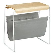 Buy John Lewis Side Table and Magazine Rack Online at johnlewis.com
