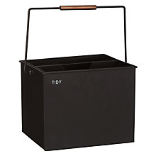 "Buy John Lewis Brooklyn ""Tidy"" Storage Container Online at johnlewis.com"