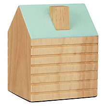 Buy House by John Lewis House Shaped Doorstop Online at johnlewis.com