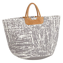 Buy John Lewis Large Patterned Storage Bag Online at johnlewis.com