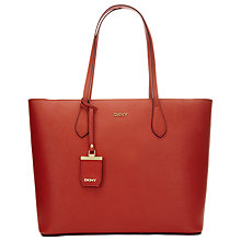 Buy DKNY Bryant Park Saffiano Leather Tote Bag Online at johnlewis.com