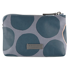 Buy Radley Spot On Small Pouch, Green Online at johnlewis.com