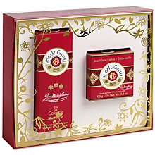 Buy Roger & Gallet Jean Marie 100ml Farina Deluxe Fragrance Gift Set Online at johnlewis.com