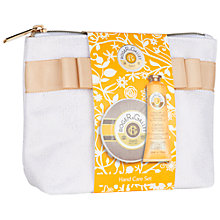 Buy Roger & Gallet Bois D'orange Handcare Duo Online at johnlewis.com