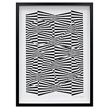 Buy Patternity - Fleet of Dazzle, Limited Edition Framed Giclee Print, 52 x 73cm Online at johnlewis.com