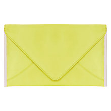 Buy Coast Ellie Envelope Clutch Online at johnlewis.com