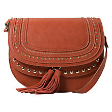 Buy Mango Fringed Across Body Bag Online at johnlewis.com