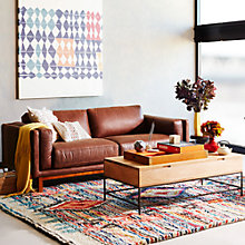 Buy west elm Dekalb Sofa Range Online at johnlewis.com