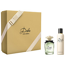 Buy Dolce & Gabbana Dolce 50ml Eau de Parfum Gift Set Online at johnlewis.com