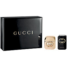 Buy Gucci Guilty 50ml Eau de Toilette Gift Set Online at johnlewis.com