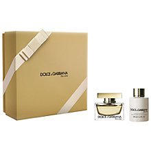 Buy Dolce & Gabbana The One 50ml Eau de Parfum Gift Set Online at johnlewis.com