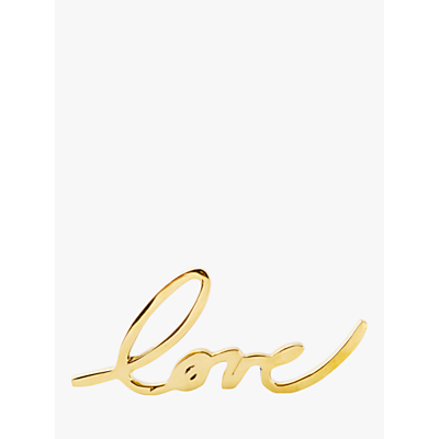 Image of west elm Brass Love Object