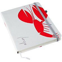 Buy John Lewis Coastal Notebook Online at johnlewis.com