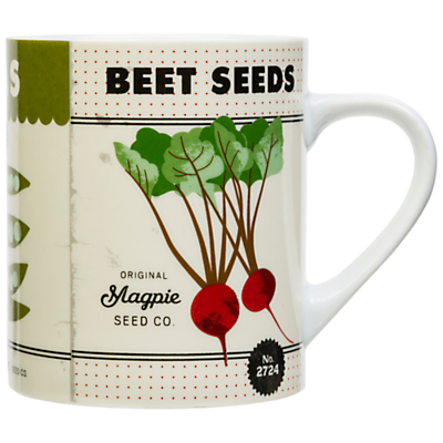 Magpie Roots & Shoots Mug, Spring