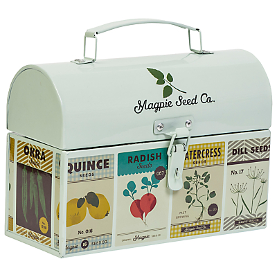 Magpie Roots & Shoots Seed Box