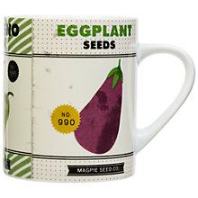 Buy Magpie Roots & Shoots Mug, Summer Online at johnlewis.com