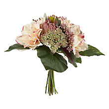 Buy John Lewis Dahlia Protea Bunch Online at johnlewis.com