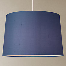Buy John Lewis Gemma Reversible Cylinder Lampshade Online at johnlewis.com