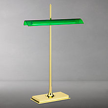 Buy Flos Goldman Table Lamp, Green Online at johnlewis.com