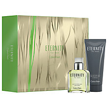 Buy Calvin Klein Eternity for Men 30ml Eau de Toilette Gift Set Online at johnlewis.com