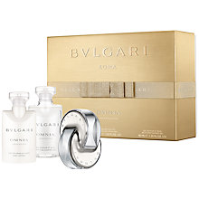Buy Bvlgari Omnia Crystalline 40ml Eau de Toilette Gift Set Online at johnlewis.com