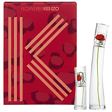 Buy Kenzo FLOWERBYKENZO 50ml Eau de Parfum Gift Set Online at johnlewis.com