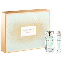 Buy Elie Saab L'eau Couture 50ml Eau de Toilette Gift Set Online at johnlewis.com