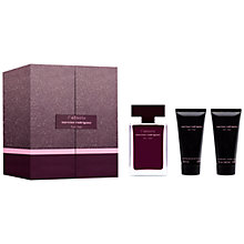 Buy Narciso Rodriquez L'eau L'absolu 50ml Eau de Parfum Gift Set Online at johnlewis.com