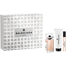 Buy B. Balenciaga 75ml Eau de Parfum Gift Set Online at johnlewis.com