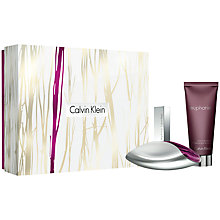 Buy Calvin Klein Euphoria 30ml Eau de Parfum Gift Set Online at johnlewis.com