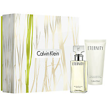 Buy Calvin Klein Eternity for Women 50ml Eau de Parfum Gift Set Online at johnlewis.com