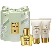 Buy Acqua di Parma Gelsomino Nobile 50ml Eau de Parfum Gift Set Online at johnlewis.com