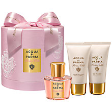Buy Acqua Di Parma Rosa Nobile 50ml Eau de Parfum Gift Set Online at johnlewis.com
