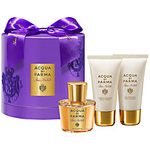 Buy Acqua di Parma Iris Nobile 50ml Eau de Parfum Gift Set Online at johnlewis.com