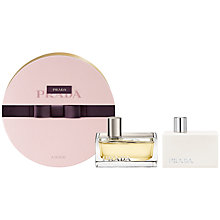 Buy Prada Amber 50ml Eau de Parfum Gift Set Online at johnlewis.com