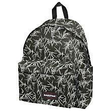 Buy Eastpack Padded Pak'r Boobam Backpack, Black Online at johnlewis.com