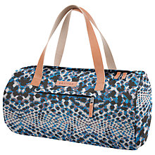 Buy Eastpak Printed Renana Holdall, Multi Online at johnlewis.com